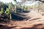 Premier jour de mon parcours : Fuente de los Roques -> El Pilar