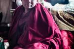 Le moine responsable du monastère.