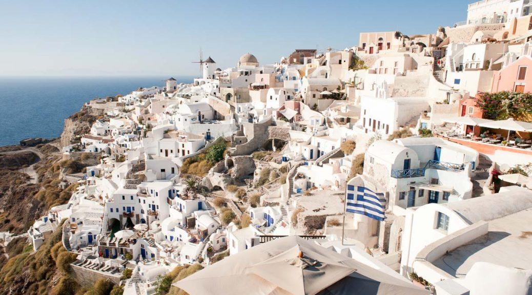 La Grèce en septembre